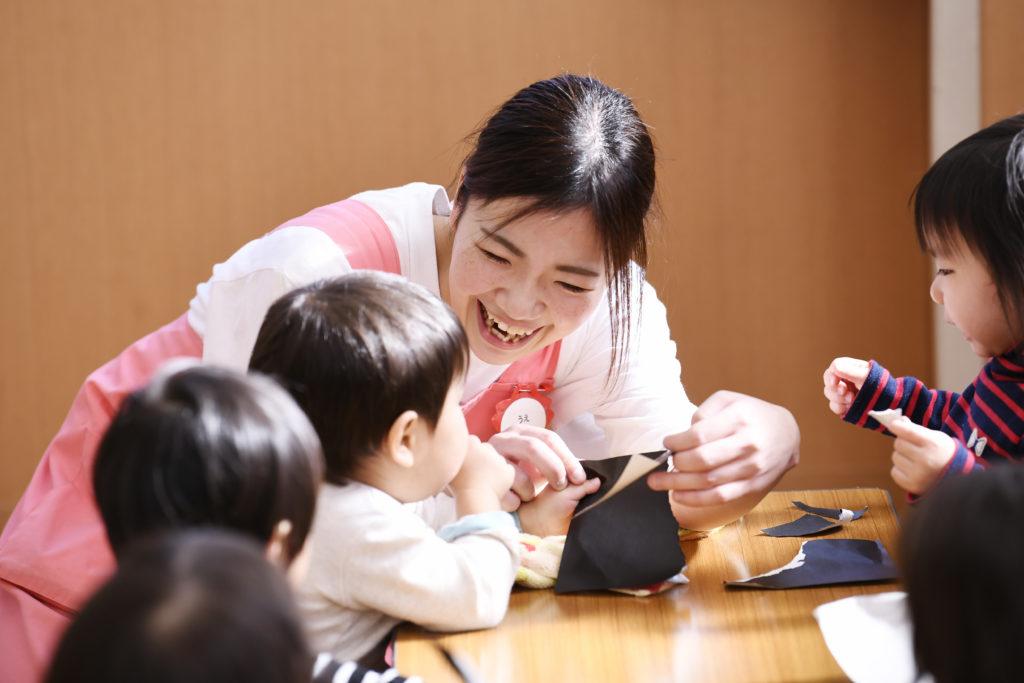 【新卒採用】保育士 ポポラー東京東日暮里園(東京都認可保育所)の画像 3