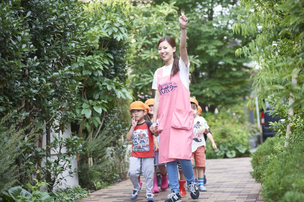 【新卒採用】正社員保育士 都市型保育園ポポラー 大阪城東園の画像 3