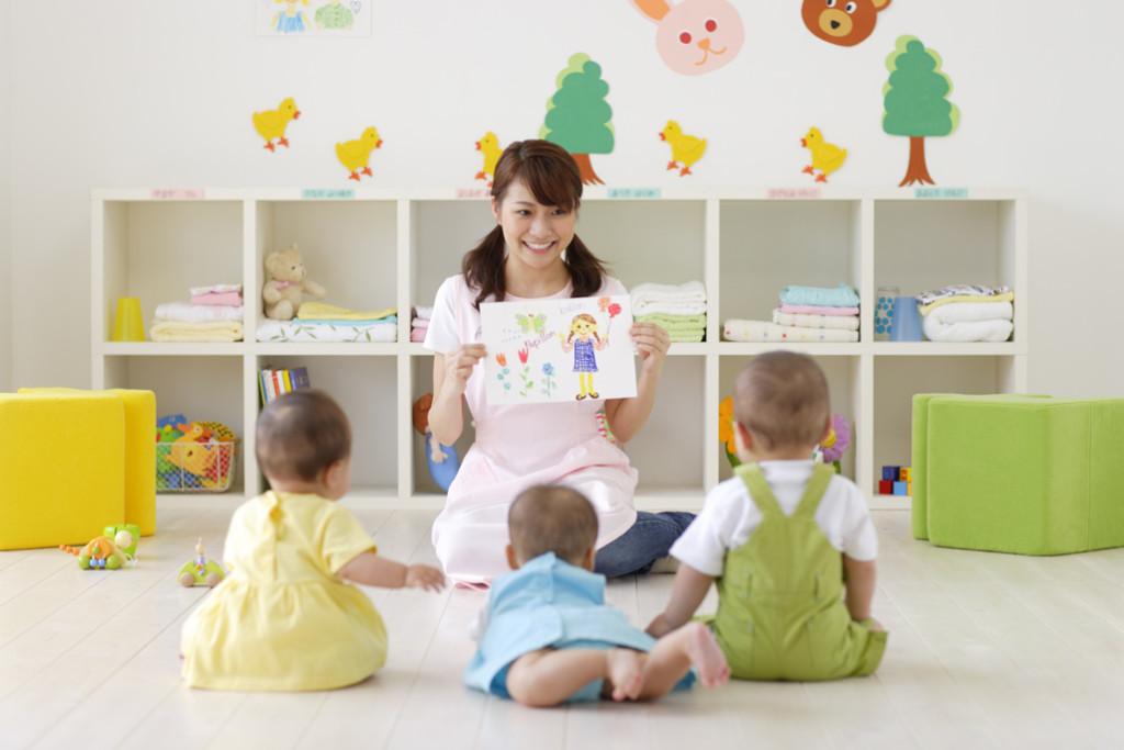 企業内保育(託児)について イメージ画像