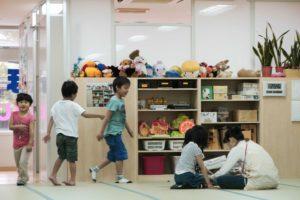 【指導員パート・アルバイト】仲池上児童館池雪分室