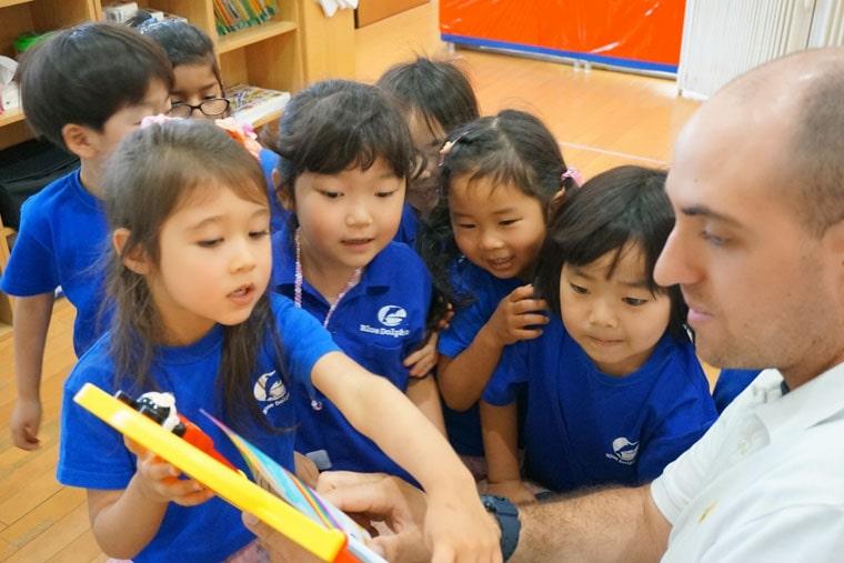 英語幼稚園Blue Dolphinsの画像 4