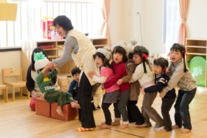 【保育士パート】日野市立子ども家庭支援センター多摩平(一時保育室)