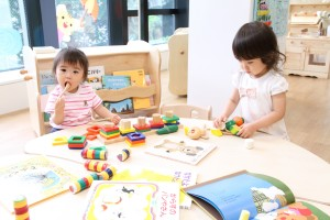 小規模・企業内保育施設「SGH Kids Garden」