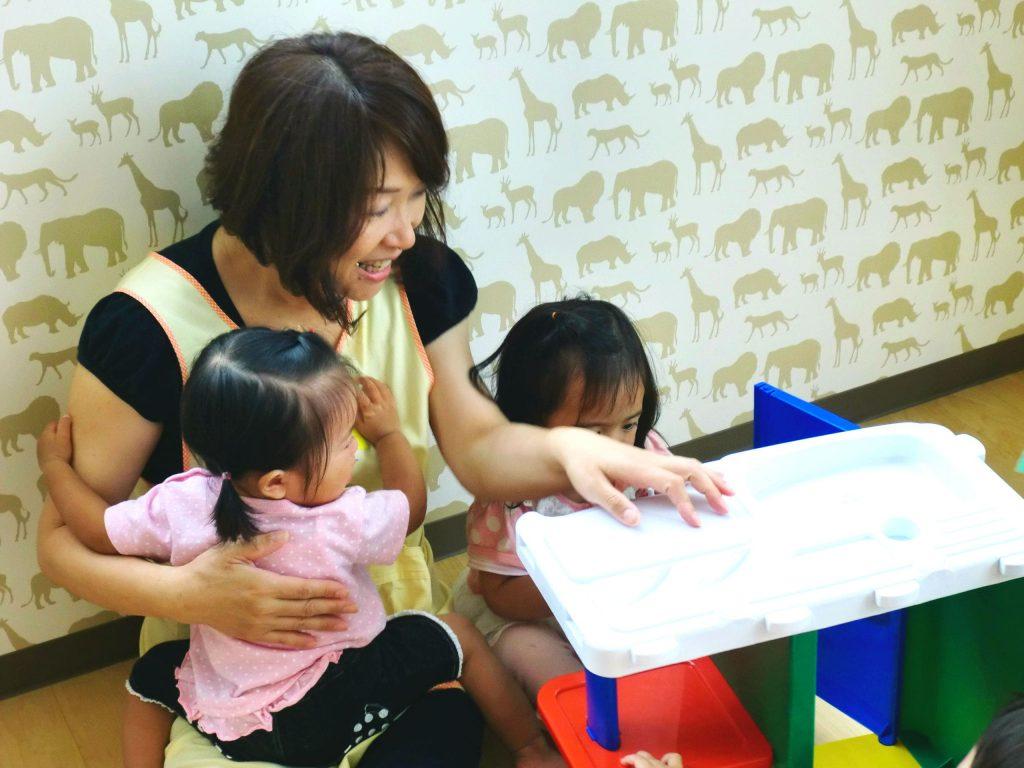 株式会社アミー さくらんぼ託児室の画像 5