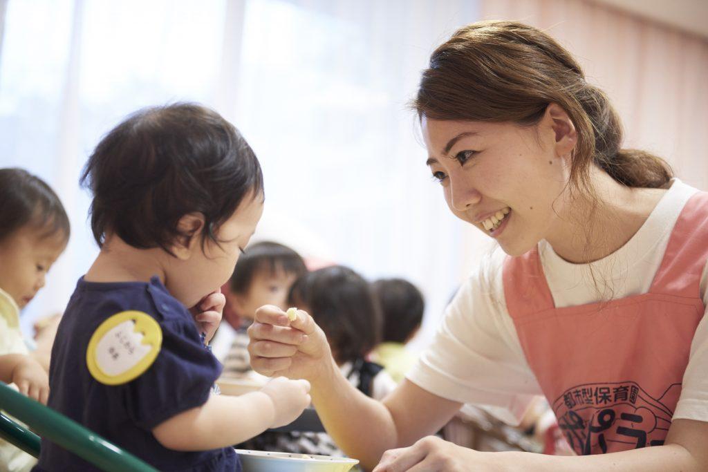 【認証保育所】ポポラー東京田無園 調理スタッフの画像 3