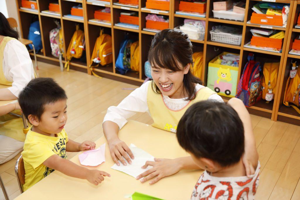 株式会社アミー 石心会さやま第2保育室の画像 3
