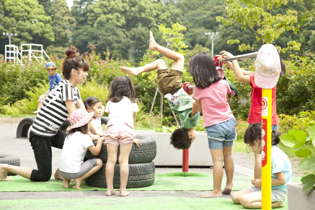 ベネッセ 石神井公園保育園の画像 1