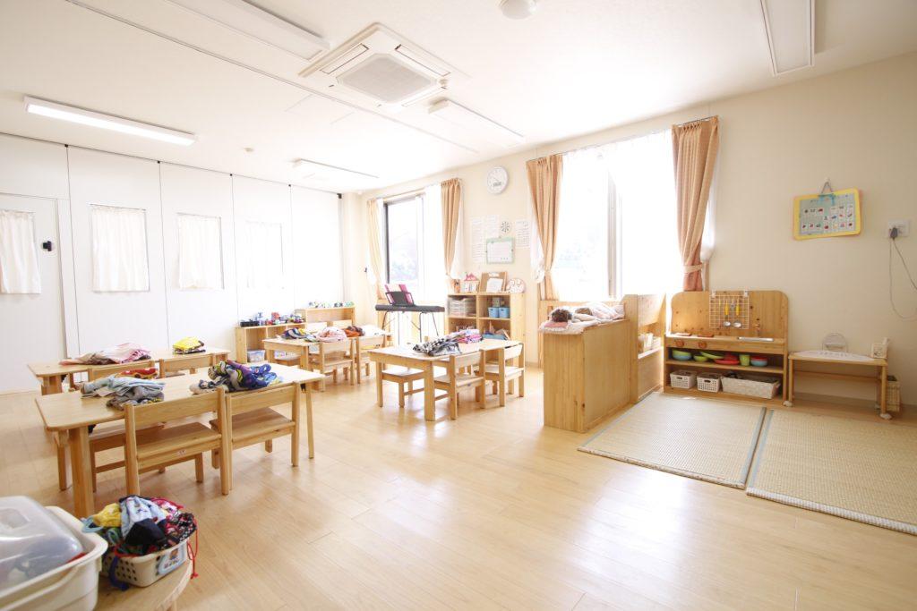 【パート看護師】武田薬品工業の保育施設の画像 5
