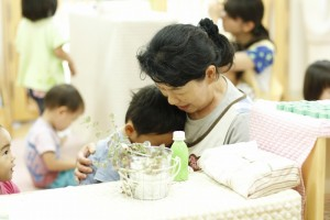 【保育士パート】にじいろ保育園落合南長崎1