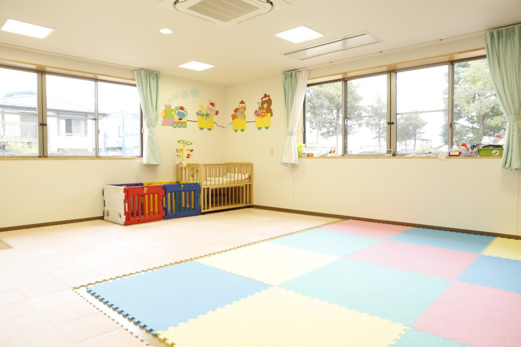 【パート保育士】国際親善病院の院内保育室の画像 5