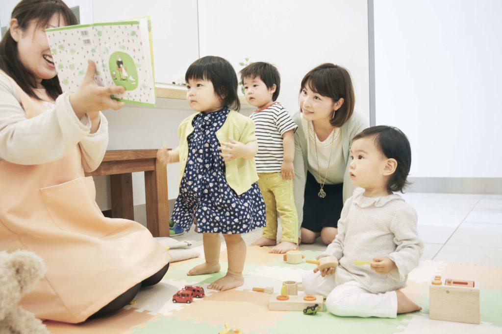 【登録制】【ベビーシッター】イベントやセミナー会場での託児スタッフの画像 2