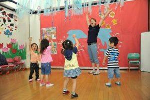【大宮校】英語幼稚園Blue Dolphins